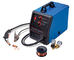 Miller Single Phase MIG Welding Machine, Current: 0-200 A, Automation Grade: Semi-Automatic
