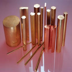 Phosphor Bronze Round Bars
