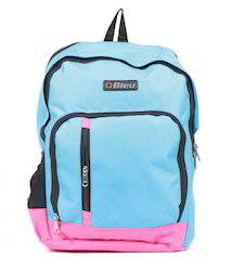 Light Blue Small School Bag
