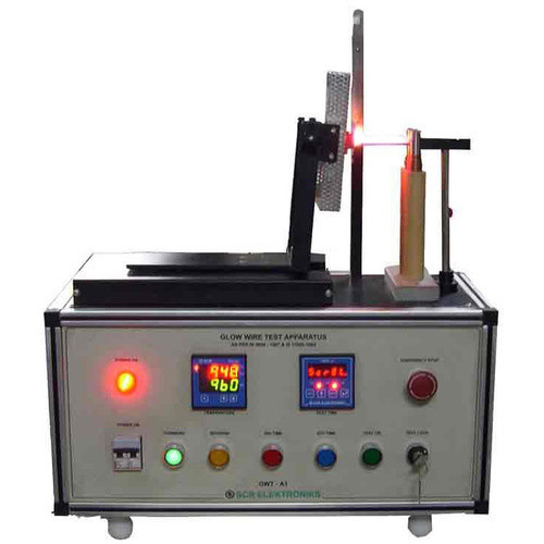 Glow Wire Test Apparatus - View Specifications & Details of