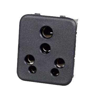Press Fit 15A Electrical Socket