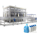 Stainless Steel Automatic Filling Machines