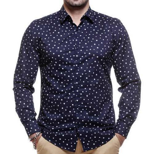 Mens Designer Printed Shirts at Rs 220 /piece | Mens Printed Shirt ...