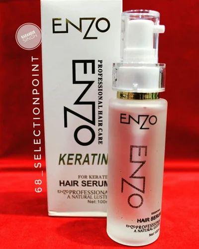 Hair Care Serum Enzo Hair Serum Wholesaler From Amritsar
