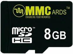 MMC 8 Gb Memory Card