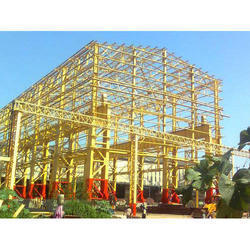 PEB Structure Steel Structure