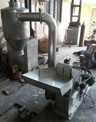 Screw Feed Hammer Mill