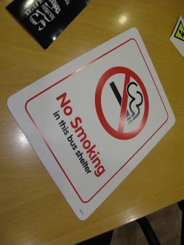 Suraj enterprises white red printed stickers