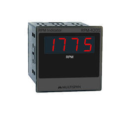 RPM 4201 Multispan RPM Panel Meter
