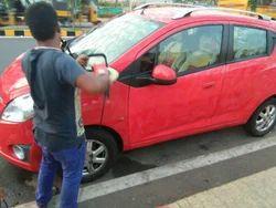 Car Foam Wash , Teflon & Interior Cleaning