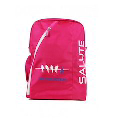 Pink Salute Backpacks