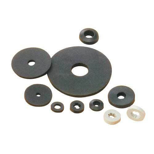 Round Rubber Washers at Rs 3 /piece | Rubber Washers - Amass India ...