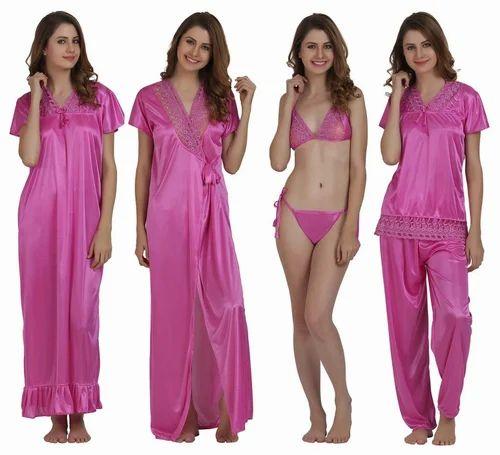 Ladies Nighty Six pcs at Rs 400  piece(s)  98b9249b4