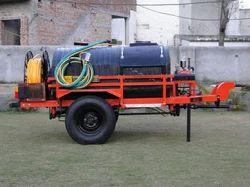 Tractor Trailer Gun Sprayer
