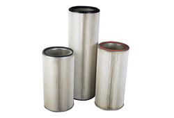 Pleated Dust Filter Cartridges