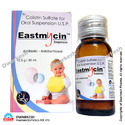 Colistin Sulphate Dry Syrup