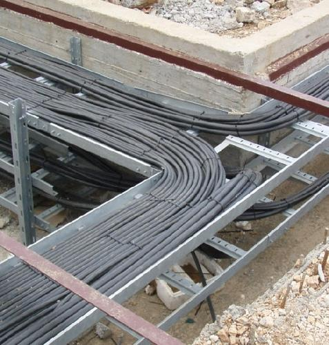 Cable Tray Erection Services Cable Trays Erection Aar