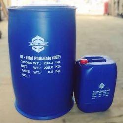 Shivoham Dep Diethyl Pathalate, Grade Standard: Chemical Grade, Packaging Size: 35 Kg