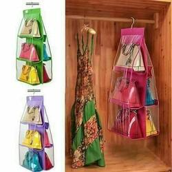 6 Purse Holder Organizer