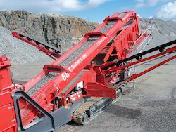 684-2 Deck Mobile Screens Machine
