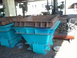 Industrial Hopper Fabrication Service