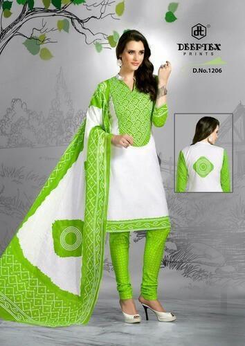 71c5ede0cd Cotton Plain Salwar Suit, Rs 300 /piece, Khushbu Textile | ID ...