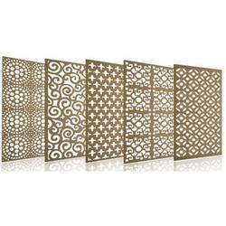 Wooden MDF Grill Board, Size: 8 x 4 mm