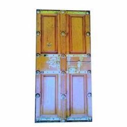 Teak Wood Decorative Door