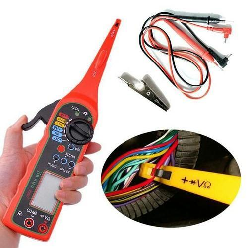 Multifunction Auto Circuit Tester - Car Wiring Tester and
