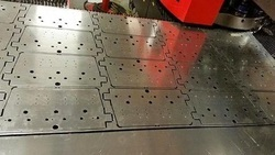 CNC Turret Punching Work, Enclosure And Metal Brackets