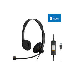 Sennheiser Dual Sided Wide Band Headsets