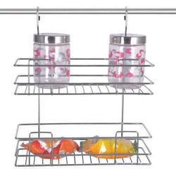 SS Double Hanging Holder