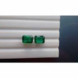 Anurag International Green Color Stones