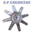 Aluminum Cooling Tower Fan