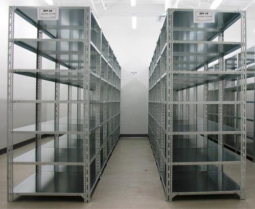 Storage Systems - Slotted Angle Storage System Manufacturer