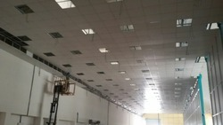 Industrial Ceiling Works