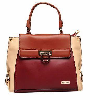 Marie Claire Women Beige Handbag 14880d010a