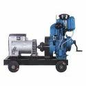 Portable Diesel Generator, Voltage: 240 V