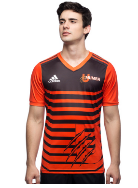 26ed30c904ef Mens Adidas U Mumba Replica Jersey at Rs 1499