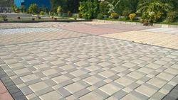 Concrete Rectangular & Square Heavy Duty Brick Paver Block