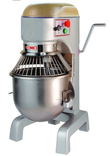 Stainless Steel Natural Steel Planetary Mixer