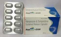 Rabeprazole 20mg Domperidone 30mg
