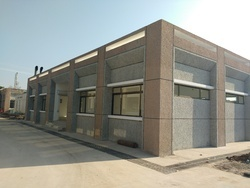 Construction Of Industrial Buildings.