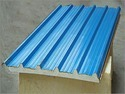 Puf Insulated Profile Panel Sheet