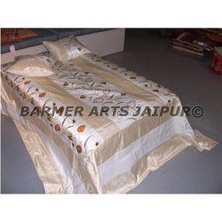 Designer Bed Sheets Silk Mohabbatain