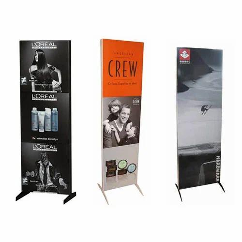 Metal Standees Metal Display Standees Manufacturer From