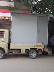 Portable Toilets - FRP Mobile Toilet Manufacturer from Chennai