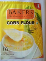 Corn Flour Packaging Pouches