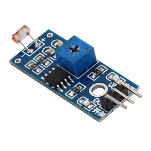 Arduino Photo Resistor Detection Photosensitive Light Sensor
