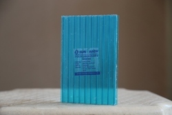 Blue Multiwall Polycarbonate Sheet